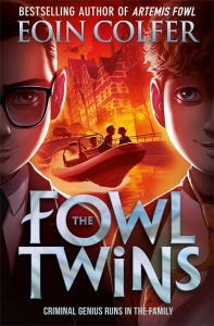 The Fowl Twins (Fowl Twins 1) - Eoin Colfer