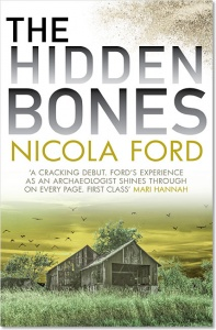The Hidden Bones (Hills & Barbrook 1) - Nicola Ford