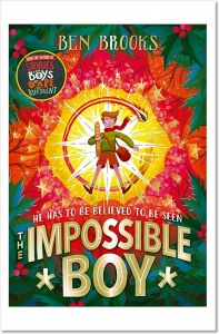 The Impossible Boy - Ben Brooks