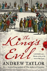 The King's Evil (James Marwood 3) - Andrew Taylor