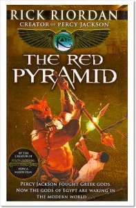 The Red Pyramid (Kane Chronicles 1) - Rick Riordan