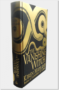 The Vanishing Witch – Karen Maitland