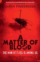 A Matter of Blood (Dog-Faced Gods 1) - Sarah Pinborough