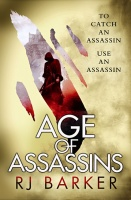 Age of Assassins (Wounded Kingdom 1) - R J Barker