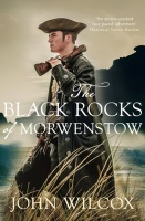 The Black Rocks of Morwenstow - John Wilcox